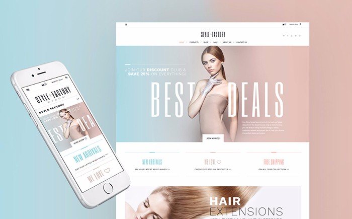 ling Responsive Shopify Template