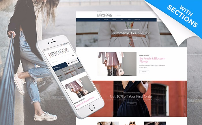 - Multipurpose Shopify Theme