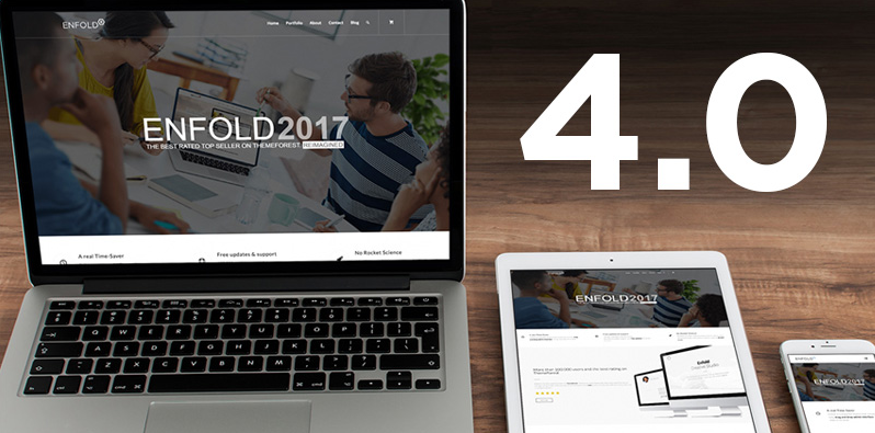 Enfold 4.0 WordPress Theme